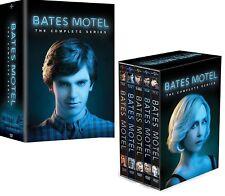BATES MOTEL 1-5 (2013-2017) COMPLETE TV Horror Drama Seasons Series - NEW DVD R1