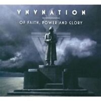 "VNV NATION ""OF FAITH POWER AND GLORY"" CD NEU"