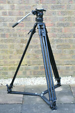 Manfrotto 351MVB Video Tripod with #136 Head and #165 Spreader