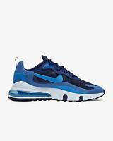 Nike Air Max 270 React Trainers Blue