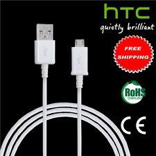 1.5M Micro USB Cargador Cable de carga rápida para HTC One A9 M9 M8 M7 M10 Desire