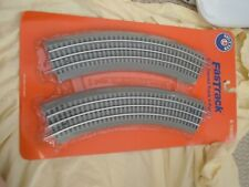 LIONEL 6-12033 C CURVED TRACK 4 PACK NEW