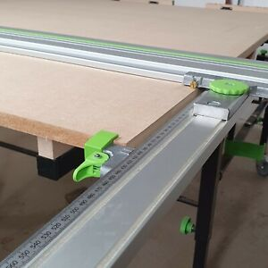 Festool 495717 FS-PA Parallel Side Fence Anti Tip Support Caps 3D Printed