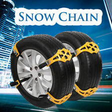New 1PC Easy Installation Simple Winter Truck Car Snow Chain Tire Anti-skid Belt