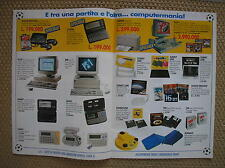 CATALOGO TRONY 1994 COMPUTER IBM TULIP GIOCHI MEGA DRIVE RADIOTELEFONI OKI NEK