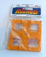 Vintage 1970's Corgi Rockets Superfast ~ CROSSROADS ~ Re-Sealed Bag