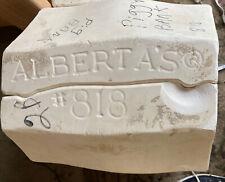 Vintage Large Piggy Bank Albertas Ceramic Slip Casting Mold #818