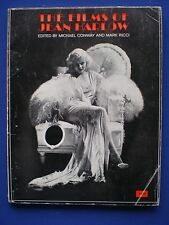 The Films of Jean Harlow by Michael Conway & Mark Ricci - Citadel Press 1970