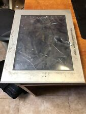 Pro-Face 3580301-02 Touch Color Computer Module Damaged glass!