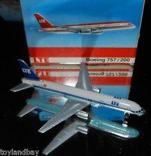 Schabak 1:600 Scale Diecast 908-75 LTE International Boeing 757-200 New in Box