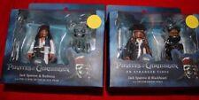Pirates of the Caribbean Jack Sparrow & a Bearbrick Kubrick Medicom 3 pks Disney