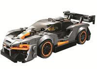 225PCS Speed McLaren Senna Building Blocks Bricks Figure Model Toy New