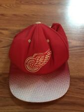 Detroit Red Wings Hat Mitchell & Ness NHL Ballcap Hockey