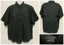 5.11 Tactical Series Navy Vente Mens XL Police Ems Firefighter Uniform Shirt NEW