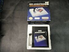 Nintendo NES Advantage (NES026) Video Games Controller in Box & Packaging