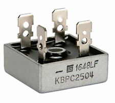 400V 25A Bridge Rectifier Diode  Solid State KBPC2504