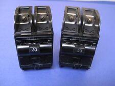 Heinemann Electric Circuit Breaker, Model 2911, 2 Pole, 50 Amp , Lot of 2 New