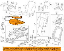 Chevrolet GM OEM 12-16 Sonic Driver Seat-Foam Cushion Pad 95019557