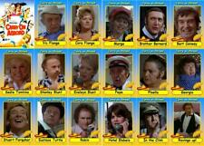 Carry on Abroad movie trading cards