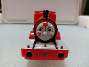 Thomas and friends trackmaster motorized talking flip face James 2009