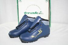 TRAK UNISEX US 5 / EUR 35 Karhu Ascent Blue 99 Cross-Country Ski Boots - NEW