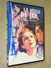 DVD La Règle du Jeu / Jean Renoir / Collection Diamant / édition Montparnasse