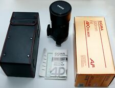 SIGMA AF APO TELE-MACRO 300mm 1:4 - für Nikon D. PILZBEFALL 4/300 f4.0 telemacro