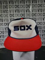 VINTAGE Chicago White Sox / 1983  Trucker Cap / Hat / SNAPBACK
