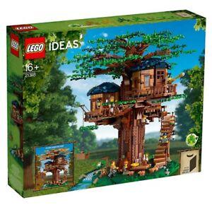 LEGO 21318 new - IDEAS #026 - CASA SULL'ALBERO