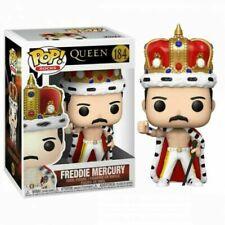 Funko POP Vinyl Rock ! Freddie Mercury King - #184 - Queen - IN STOCK
