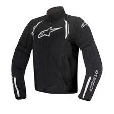 Blousons noirs Alpinestars pour motocyclette Eté