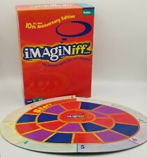 Imaginiff Board Game Family 10th Anniversary Edition Buffalo Games Complete