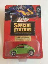 Johnny Lightning Special Edition VW Concept One Die Cast,1:64,MISP (B33)