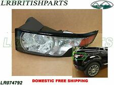 GENUINE LAND ROVER REAR LAMP TAIL LAMP RANGE ROVER EVOQUE RH OEM NEW LR074792