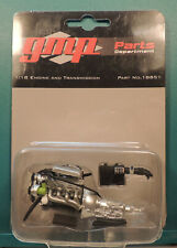 FORD 5.0 MUSTANG ENGINE AND TRANSMISSION GMP 1:18 SCALE MODEL CAR PARTS
