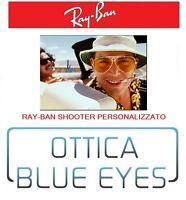 Occhiale da Sole RayBan SHOOTER 3138 AMBERMATIC Ray Ban Johnny Depp Sunglasses