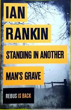 Standing in Another Man's Grave by Ian Rankin FREE AUS POST used paperback
