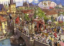 Heye - Gobel & Knorr Street Parade Puzzle 2000pc