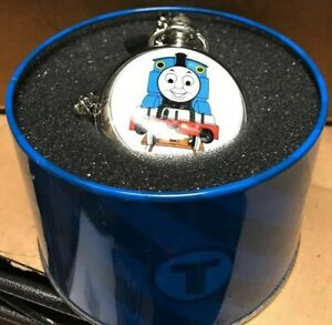 Thomas & Friends rare POCKET WATCH with chain in collectible tin container - new