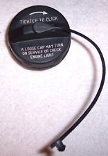 CHRYSLER DODGE JEEP GAS CAP AND TETHER - THIN LETTERS - ORIGINAL - FACTORY - OEM