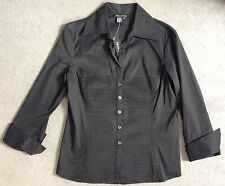 Women's V Neck Fitted Formal Tops & Shirts