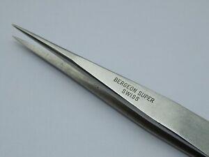 Bergeon Super Swiss Carpenter 3 Precision watchmakers jewelers tweezers tool