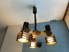 Vintage Pendant Space Age Lamp Atomic Design Light Mid Century Hanging Ceiling