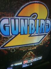 gunbird 2 psikyo jamma original pcb arcade