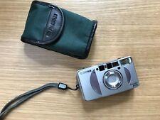 Fuji Silvi Zoom Date F2.8 - RARE 35mm compact camera. 24-50mm f/2.8-5.6 lens