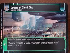 Star Wars TCG ESB Streets of Cloud City FOIL 60/210