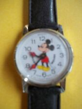 MICKEY MOUSE ADULT WATCH - OLD - USED