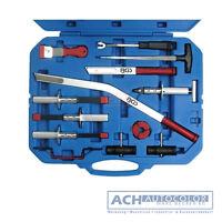 Scheibenausglaswerkzeug Windschutzscheiben-Werkzeug f. geklebte Scheiben 14-tlg.