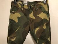G-STAR RAW 5620 3D Tapered Jeans Men Camo Aged NWT Multiple Sizes Available
