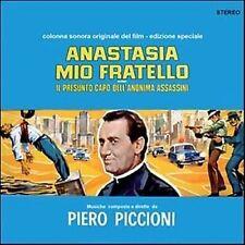 Piero Piccioni: Anastasia Mio Fratello (New/Sealed CD)